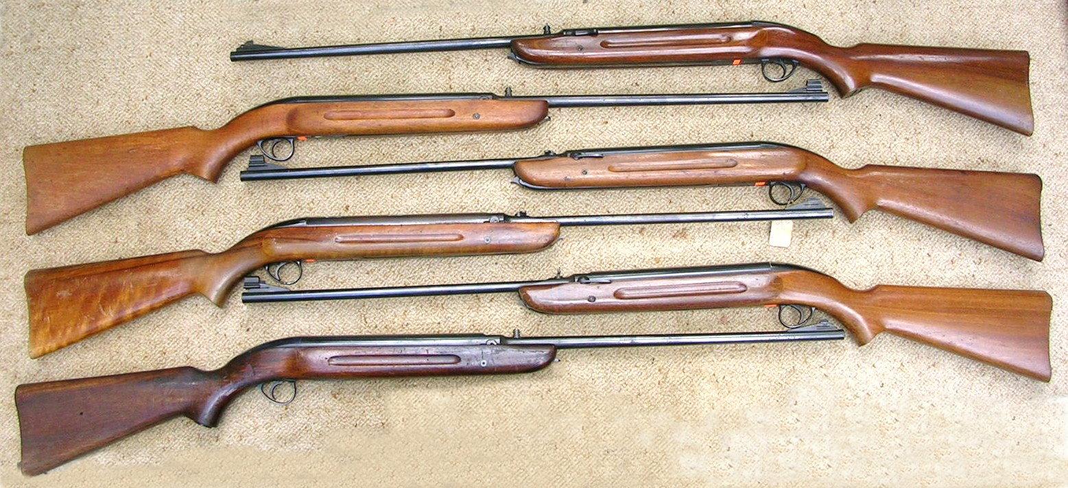 Air Rifles & Accessories - Micks Guns