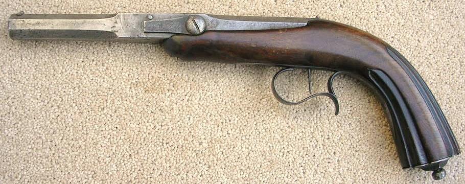 Antique Pistols Section 58-2 - Micks Guns